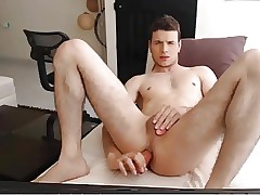 Colombian Handsome Boy Fucks His Meaty..